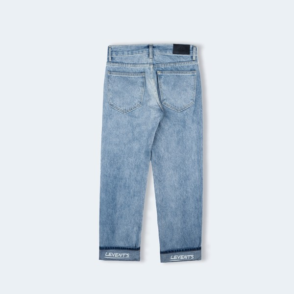 +LVS REGULAR JEANS -INDIGO