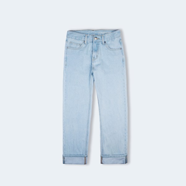 +LVS REGULAR JEANS -LIGHT BLUE