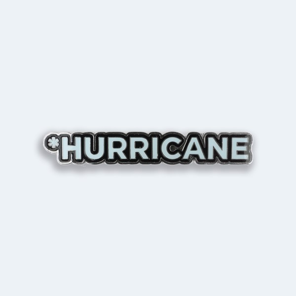 *THE HURRICANE® PIN BABY BLUE
