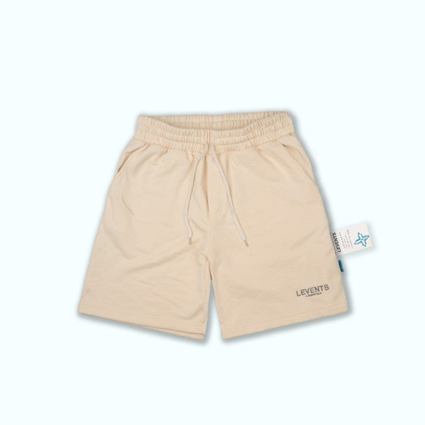 + LVS ESSENTIALS SHORT PANTS I- CREAM