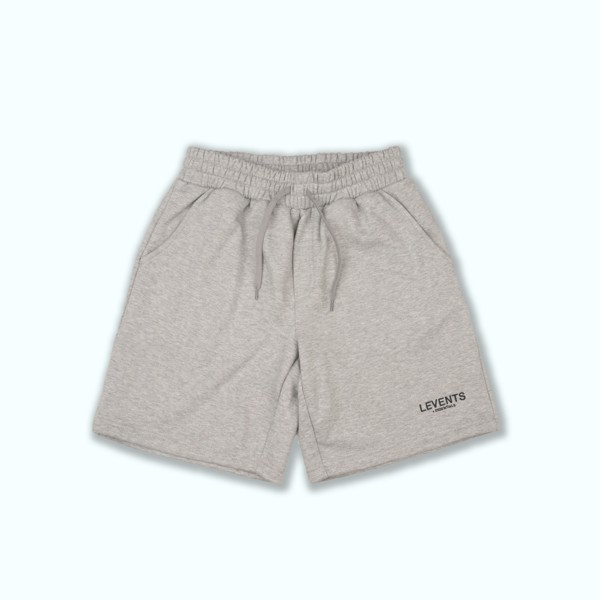 + LVS ESSENTIALS SHORT PANTS GREY