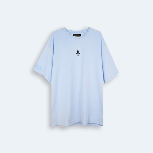 POGO SHIRT - BABY BLUE