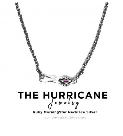 Ruby Necklace MorningStar