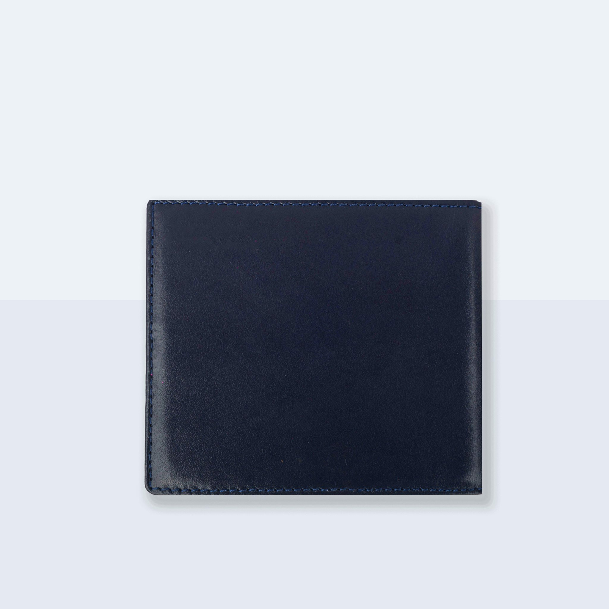 +LVS SHORT WALLET DARK BLUE