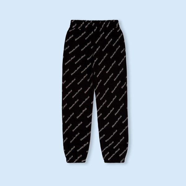 + LVS HATAGRAM SWEATPANTS