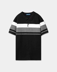 Stripe Polo Knits 20708