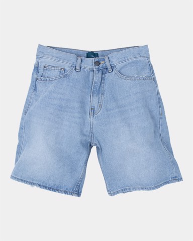 Relaxed Fit Short Jeans 20008
