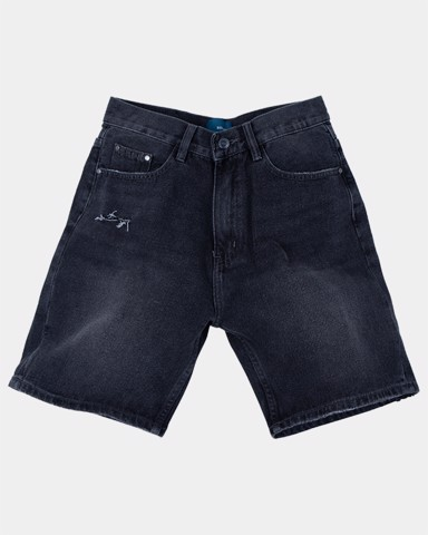 Relaxed Fit Short Jeans 20009