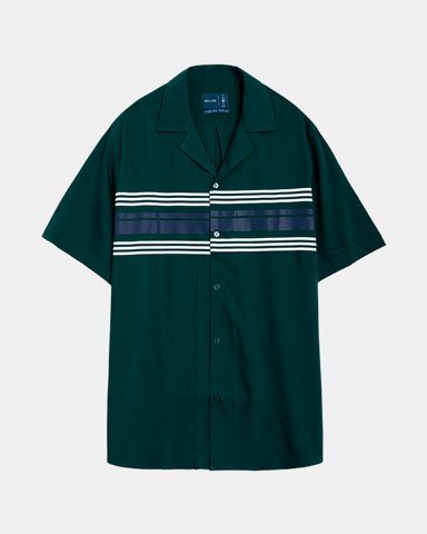 Stripe Printed Shirts 20016