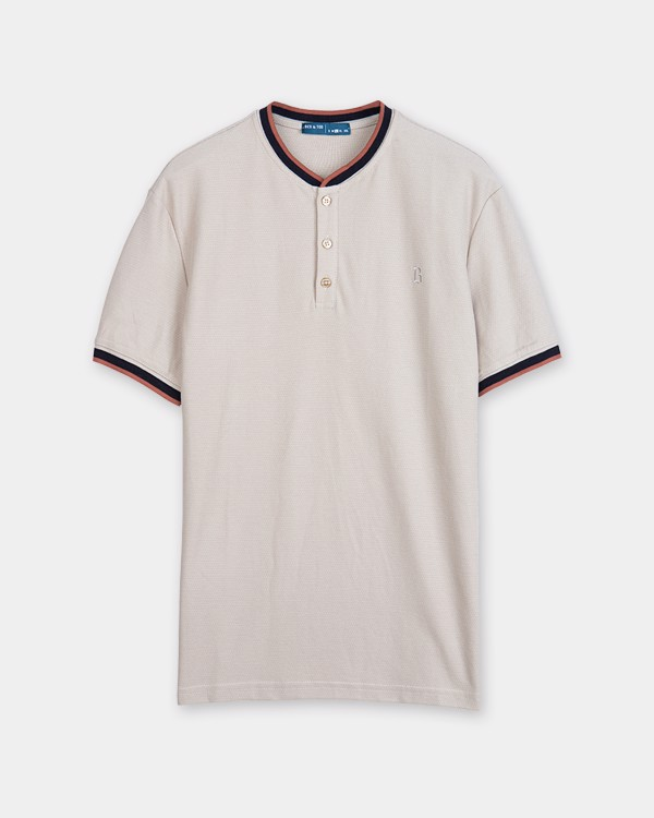 Henley Short Tees 20170
