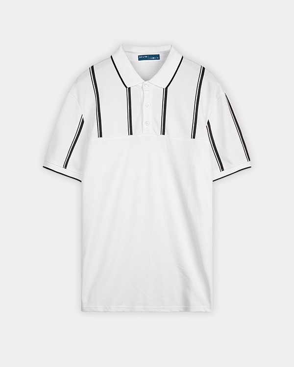 Striped Polo Tees 20162
