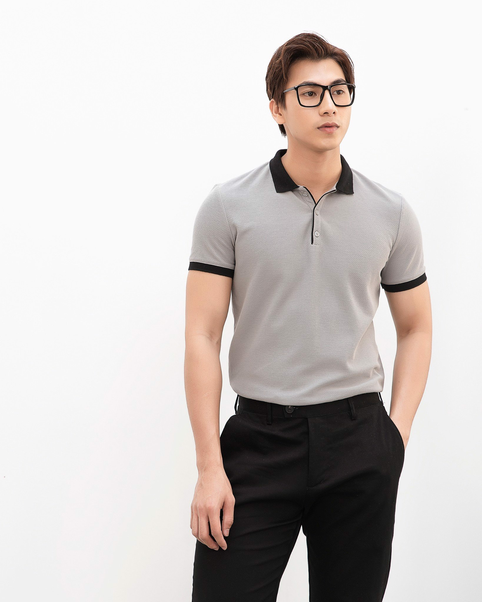 Premium Fabric Polo Tees 19275