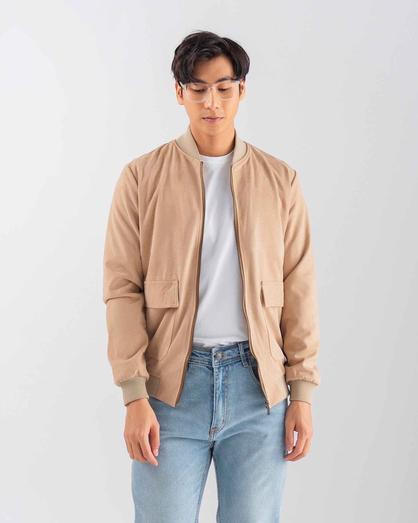 Pocket Bomber Jackets 09126