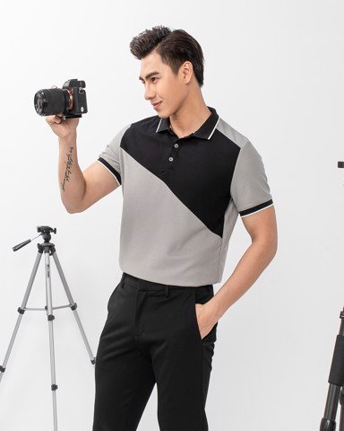 Mix Colour Polo Tees 09314