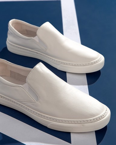 Leather Slip-on SKWT-002