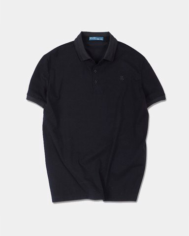 B Icon Polo Tees 20888
