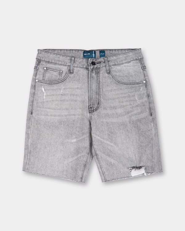 Destroyed Short Jeans 20024