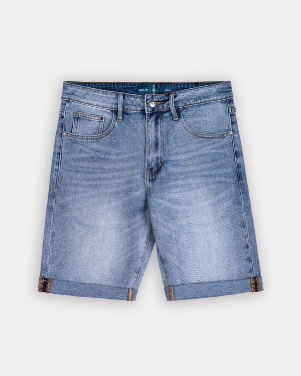 Destroyed Jean Shorts 20021