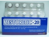 Zestoretic 20mg