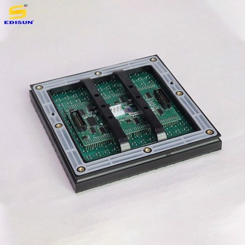P16 Outdoor DIP LED Screen Module 256X256mm Static Driving