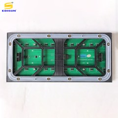 P10 Outdoor SMD3535 1/4 Scan 32x16dot 320x160mm LED Display Module