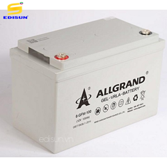 PIN LƯU TRỮ GEL BATTERY ALLGRAND 12V 100AH