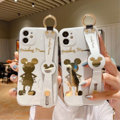 Ốp Iphone hình Mickey mouse