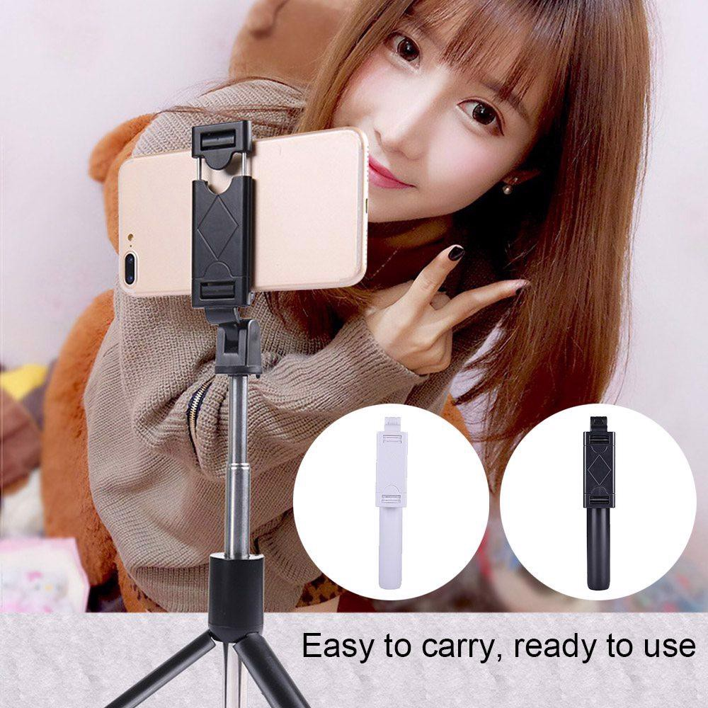Gậy selfie FLOVEME  Bluetooth 2 In1 K07