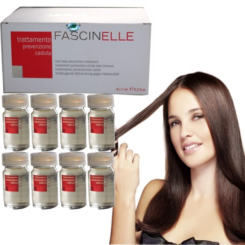 Tinh chất trị rụng tóc Fascinelle Hairloss Prevention Treatment 8*7ml