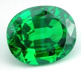 Emerald - Oval