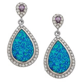 Dark Blue Opal - Pear