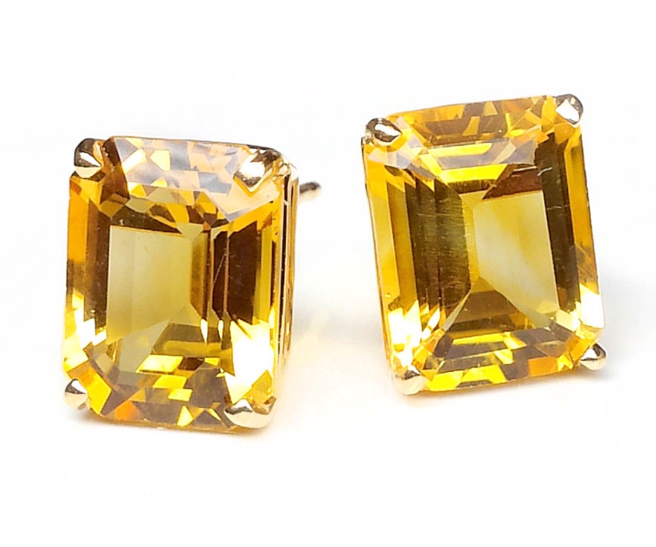 Citrine- Rectangle