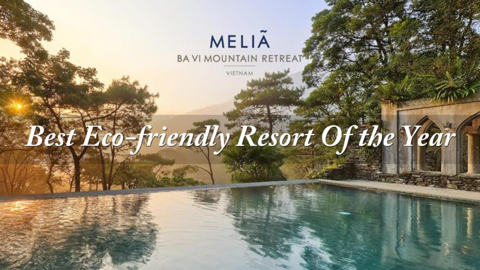 E-Voucher Du lịch Ba Vì 2N1Đ - Melia Ba Vì Mountain Retreat 5 sao