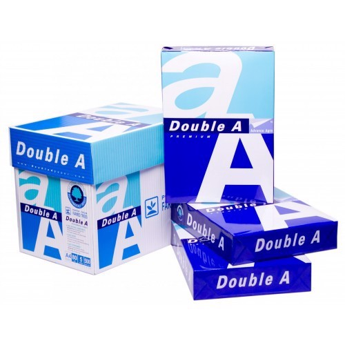 Double A Giấy A4 DL80