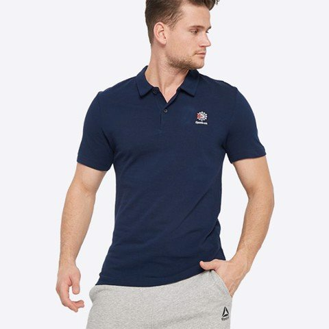 Classic Collared Polo