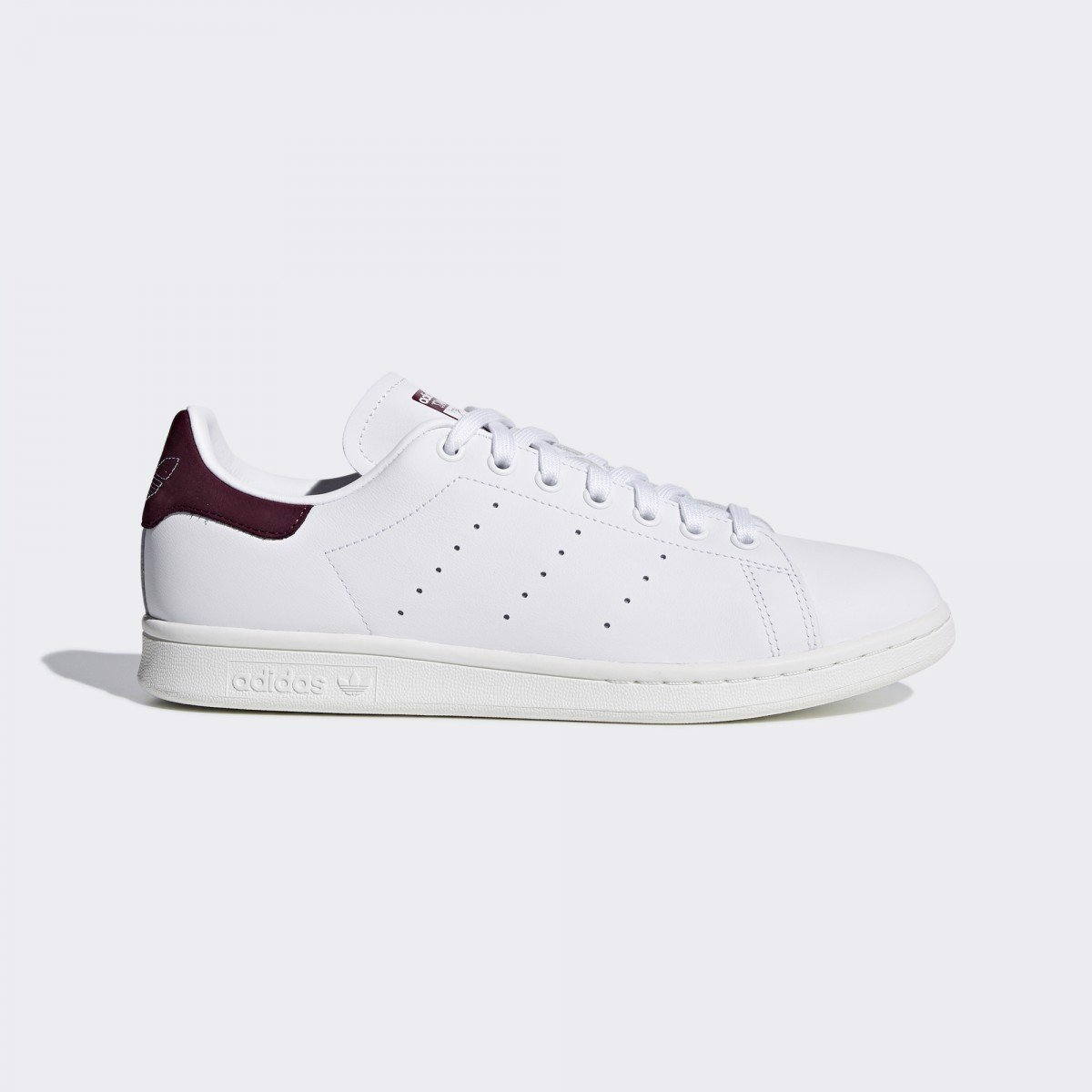 Stan Smith Maroon
