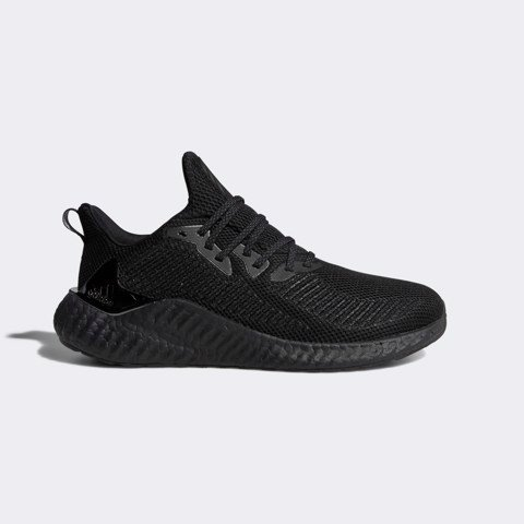 Alphaboost All Black