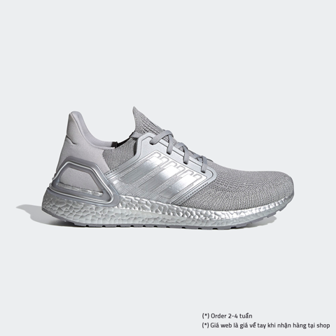 UltraBoost 20 Silver Metallic