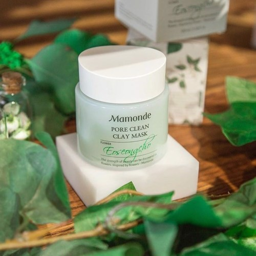 Mặt Nạ Đất Sét Mamonde Pore Clean Clay Mask 100ml