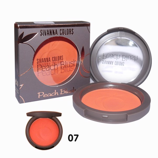 Phấn Má Hồng Sivanna Colors Blush HF6017
