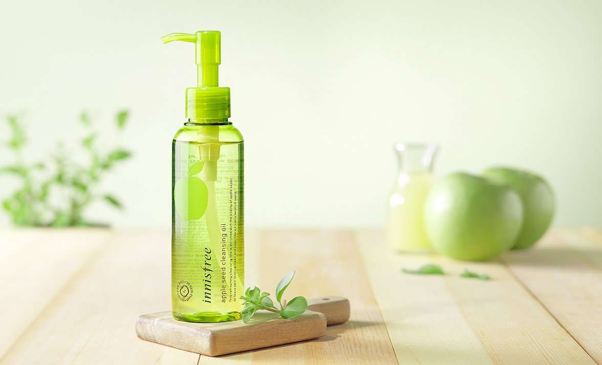 Dầu Tẩy Trang Innisfree Apple Seed Cleansing Oil 1
