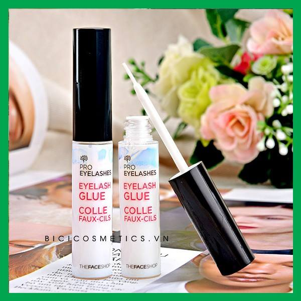 Gel Kích Mí Pro Eyelashes Eyelash Glue The Face Shop 1
