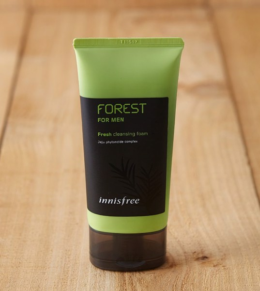 Sữa Rửa Mặt Innisfree Forest For Men
