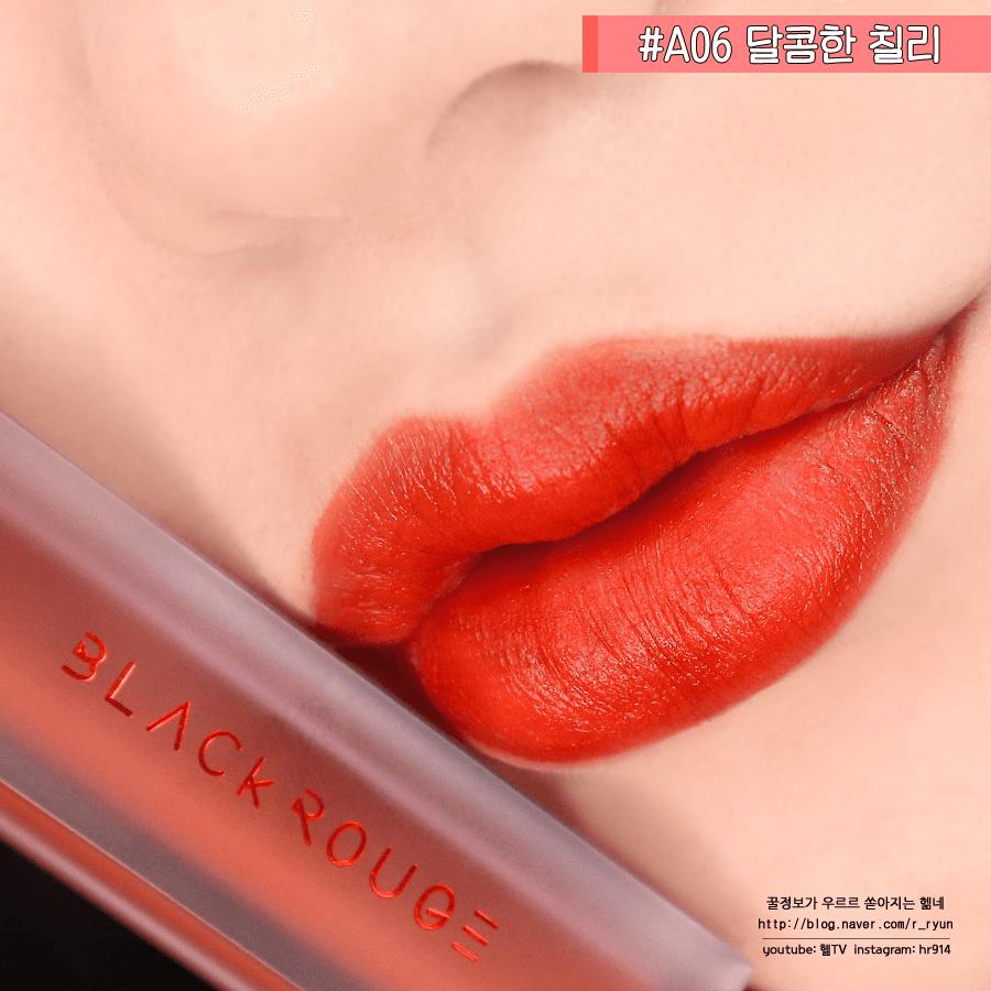 Bộ sưu tập son siêu xịn nhà Black Rouge cho môi nàng thêm xinh - BlackRouge Bicicosmetics.vn