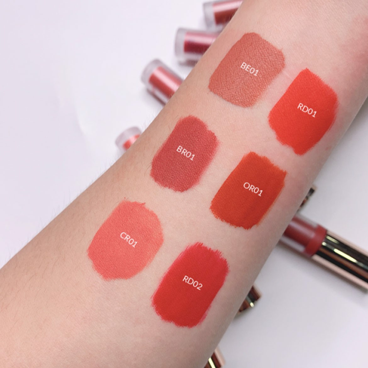 [New] Son Kem Lì The Saem Matte Stay Lacquer