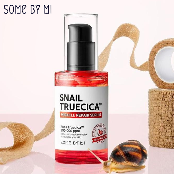 Serum Ốc Sên Some By Mi Snail Truecica Miracle Repair