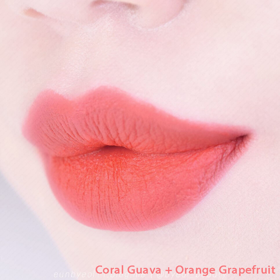 16Brand RU 16 Fruit Chu Edition - Bici Cosmetics