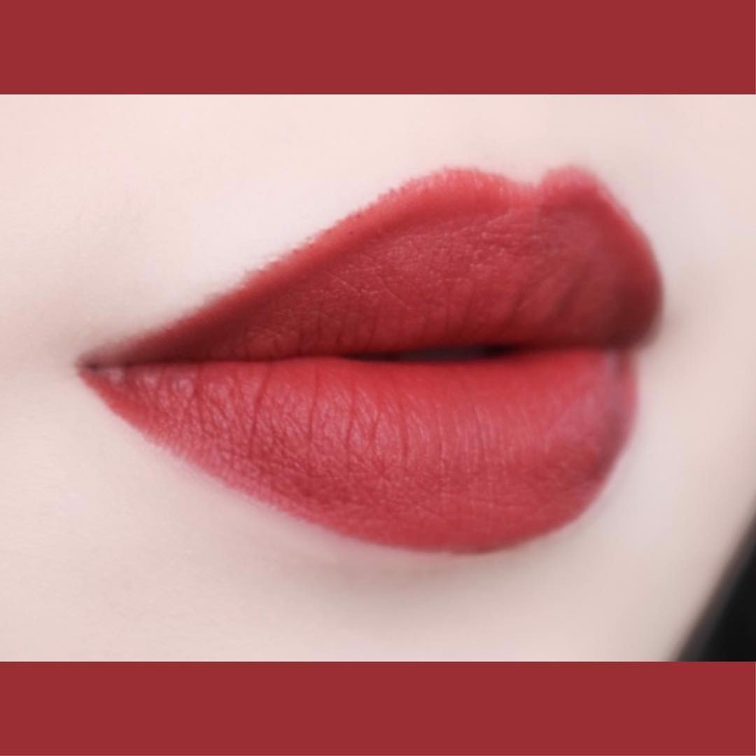 [NEW 2019] Son Thỏi Lì Bbia Last Lipstick Red Series 4