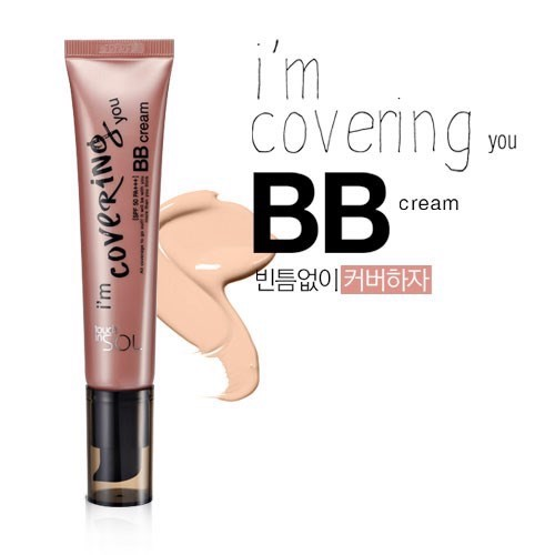 .BB Cream Touch In Sol