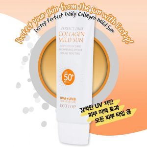 Kem chống nắng Ecotop Perfect Daily Collagen Mild Sun SPF50+/PA+++